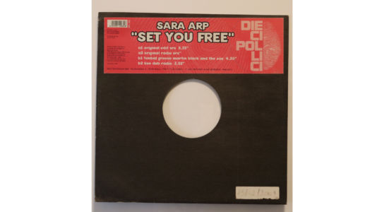 Sara Arp-Set You Free